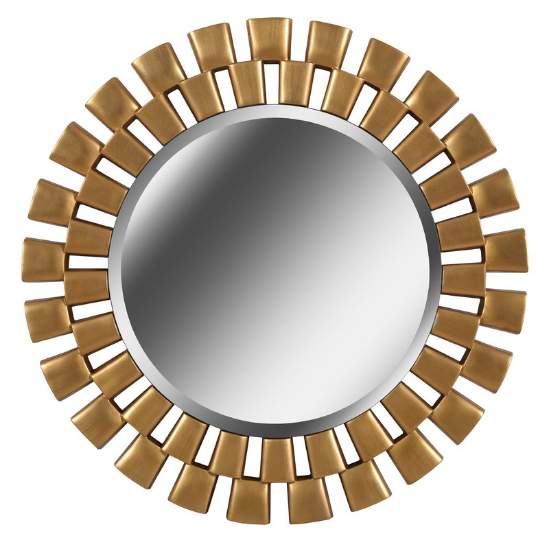 Inspiration about Glam Beveled Accent Mirror Pertaining To Glam Beveled Accent Mirrors (#3 of 20)