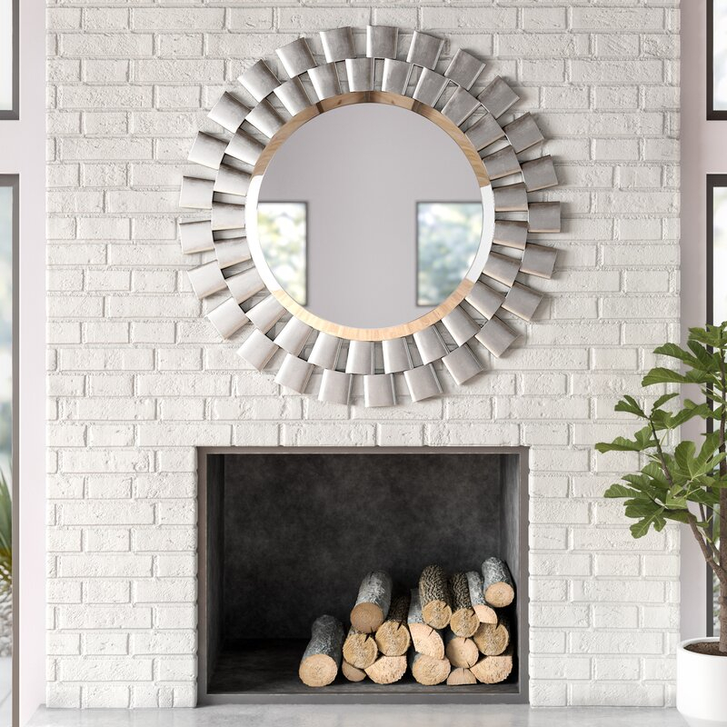 Inspiration about Glam Beveled Accent Mirror Regarding Glam Beveled Accent Mirrors (#8 of 20)