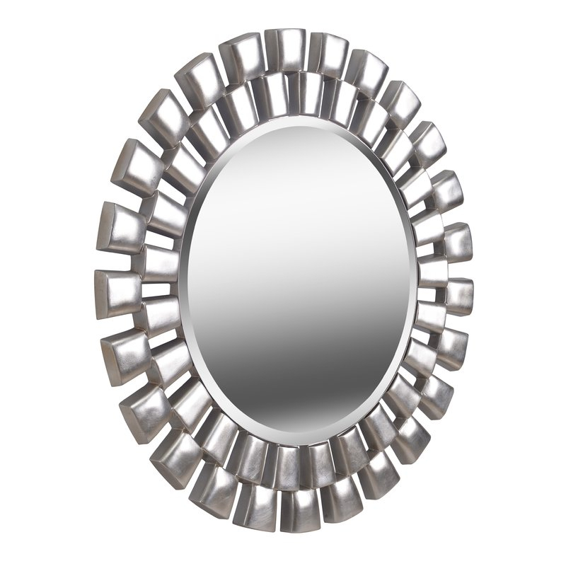 Inspiration about Glam Beveled Accent Mirror Regarding Glam Beveled Accent Mirrors (#5 of 20)