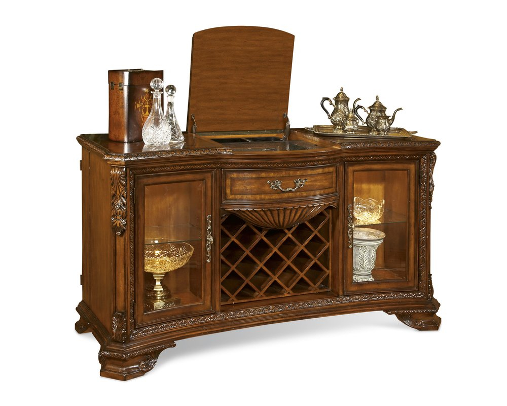 Inspiration about Glenna Sideboard Pertaining To Latest Kronburgh Sideboards (#14 of 20)
