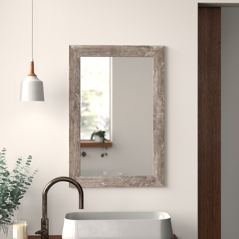 Inspiration about Glynis Wild West Accent Mirror & Reviews | Allmodern With Glynis Wild West Accent Mirrors (#4 of 20)