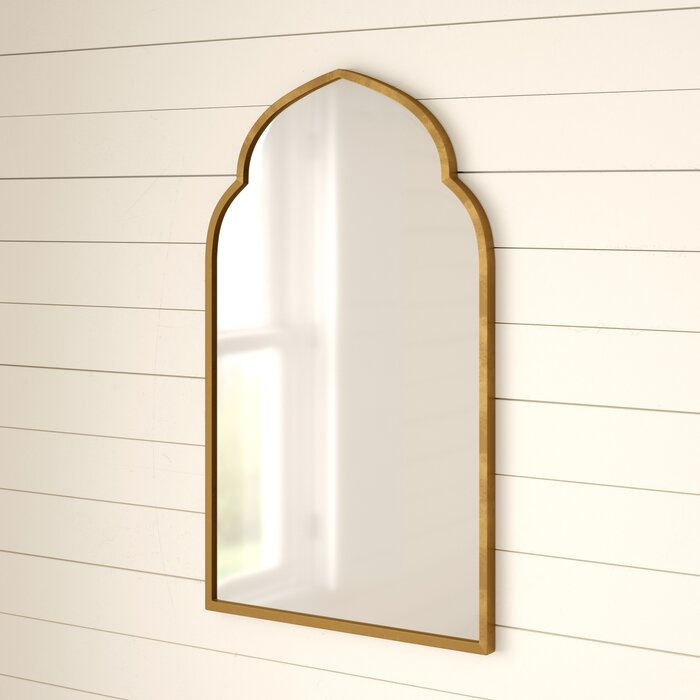 Inspiration about Gold Arch Wall Mirror In Gold Arch Wall Mirrors (#11 of 20)