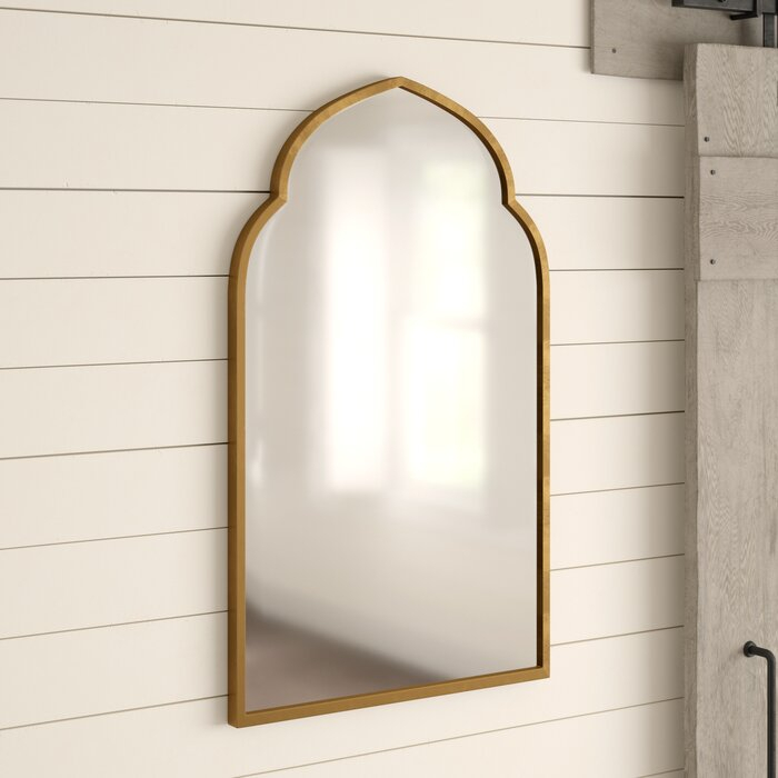 Inspiration about Gold Arch Wall Mirror With Regard To Gold Arch Wall Mirrors (#16 of 20)