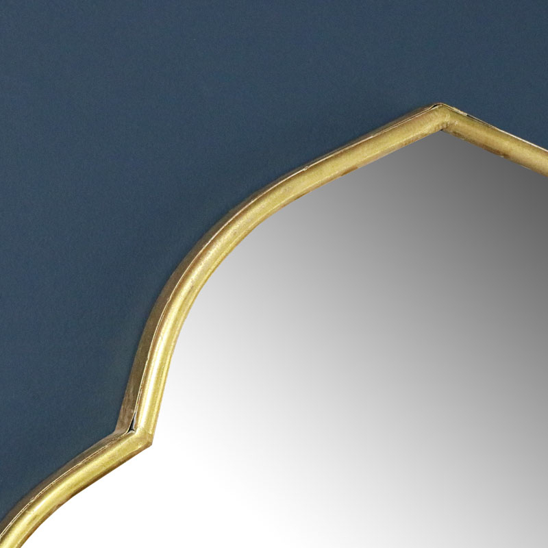 Inspiration about Gold Arched Wall Mirror 60Cm X 88Cm For Gold Arch Wall Mirrors (#17 of 20)