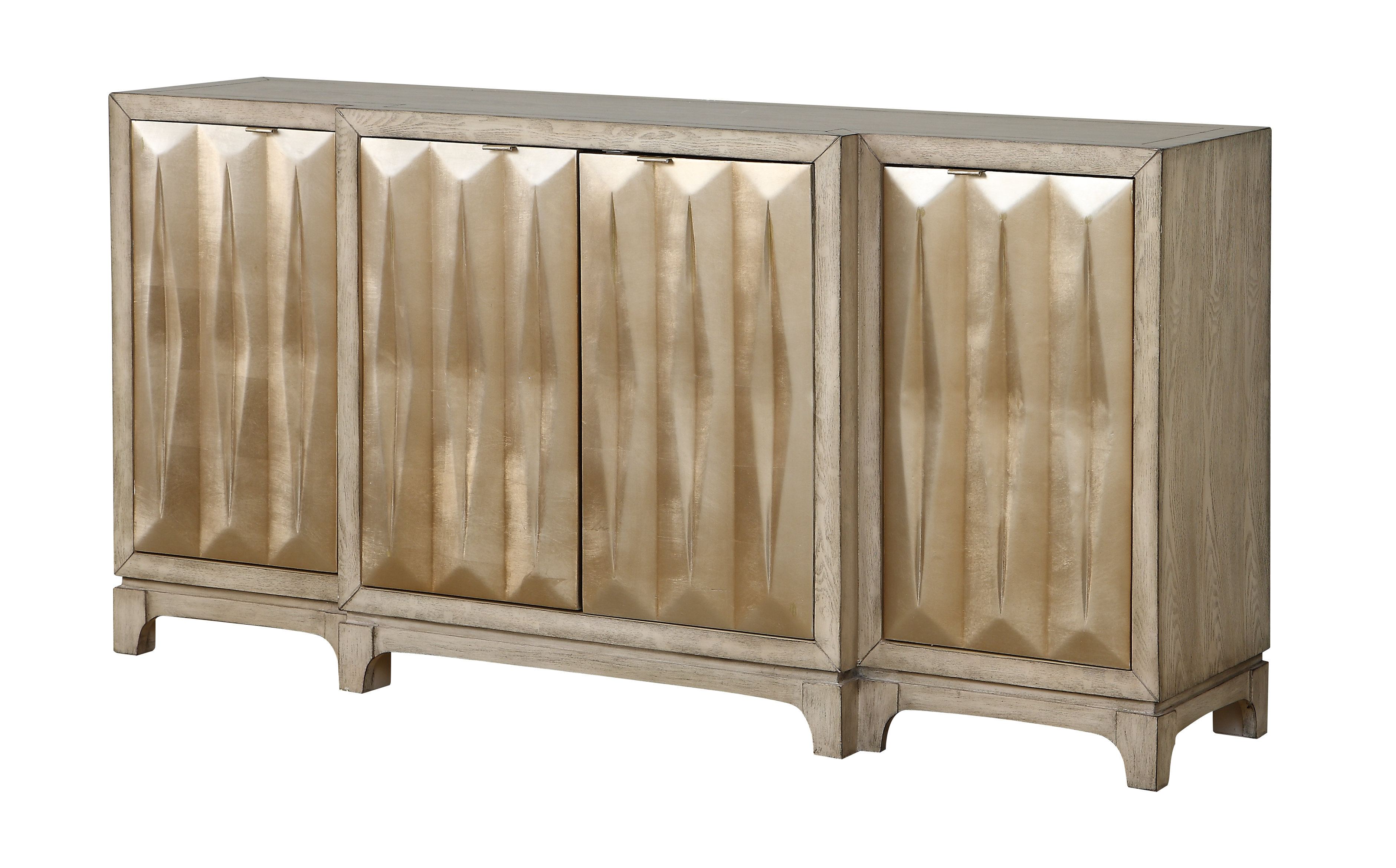 Inspiration about Gold Sideboards & Buffets | Joss & Main For Most Recent Armelle Sideboards (#15 of 20)