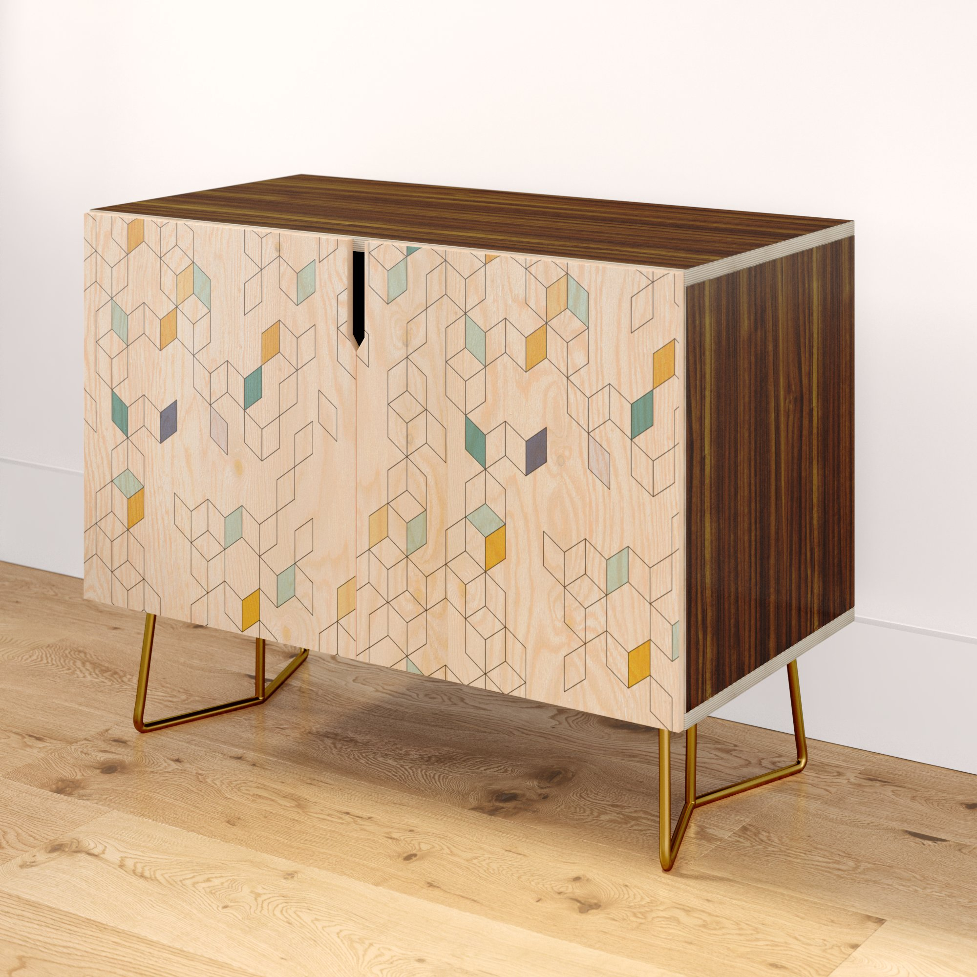 Inspiration about Gold Sideboards & Buffets You'll Love In 2019 | Wayfair.ca In Most Current Wattisham Sideboards (#9 of 20)