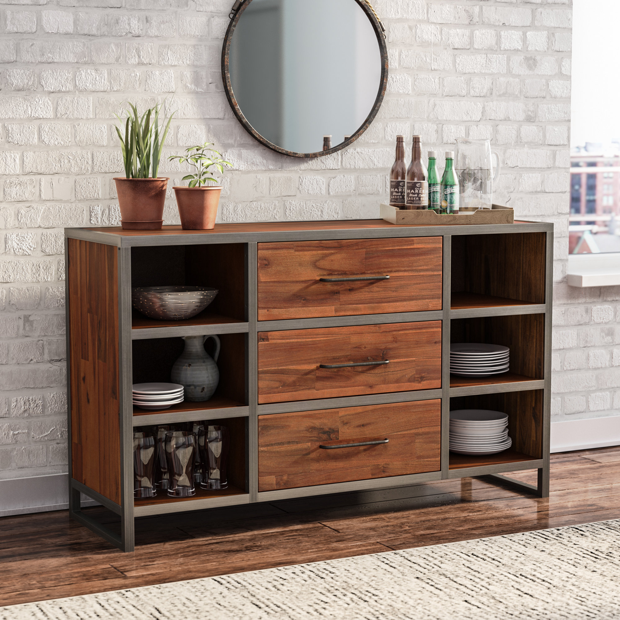 Goncalo Sideboard Inside Best And Newest Remington Sideboards (#7 of 20)