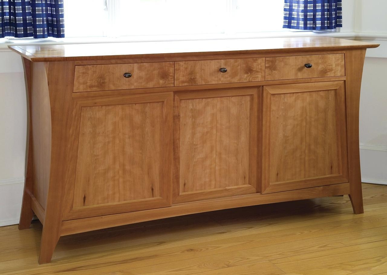 Gorgeous Small Shallow Sideboard Village Room Furniture Intended For 2018 Annecy Sideboards (View 18 of 20)