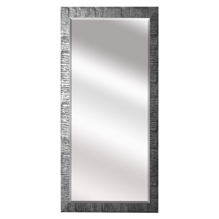 Grain Texture Modern & Contemporary Beveled Wall Mirror Inside Modern & Contemporary Beveled Wall Mirrors (View 4 of 20)