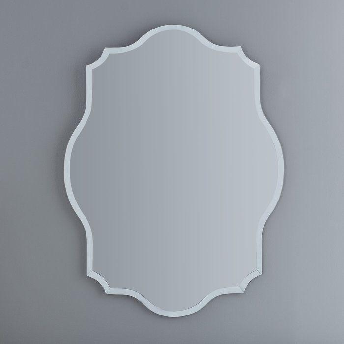 Inspiration about Guidinha Modern & Contemporary Accent Mirror   Bathroom Intended For Guidinha Modern & Contemporary Accent Mirrors (#10 of 20)