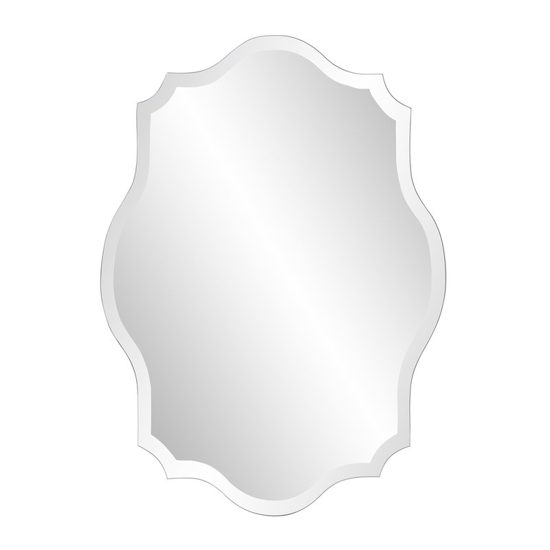 Inspiration about Guidinha Modern & Contemporary Accent Mirror Pertaining To Guidinha Modern & Contemporary Accent Mirrors (#1 of 20)