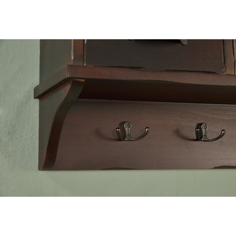 Hallas Wall Organizer Mirror Intended For Hallas Wall Organizer Mirrors (View 2 of 20)