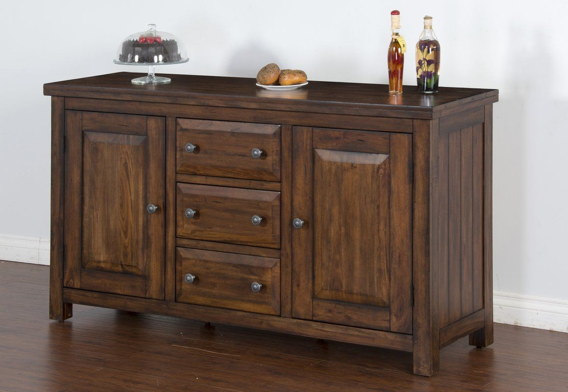 Hardin Buffet Table   Dinning Room   Sideboard, Sideboard Within 2017 Sayles Sideboards (#9 of 20)