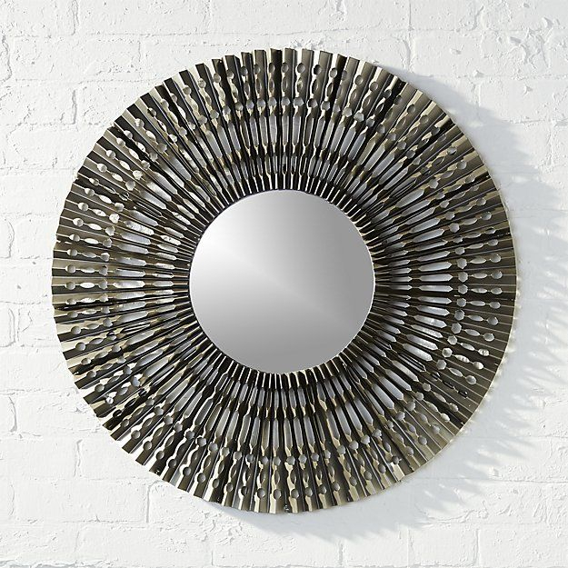 "Hawk Floor Mirror 28""x76"" 