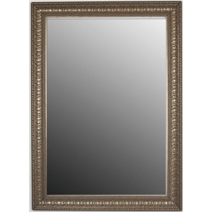 Hawkinson Beaded Accents Wall Mirror Throughout Beaded Accent Wall Mirrors (#13 of 20)