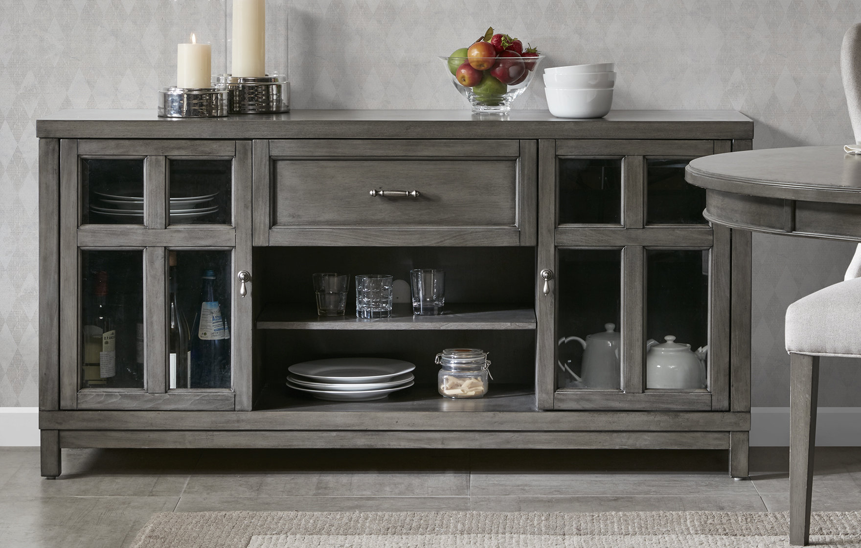 Helena Credenza With Most Up To Date Adelbert Credenzas (#12 of 20)