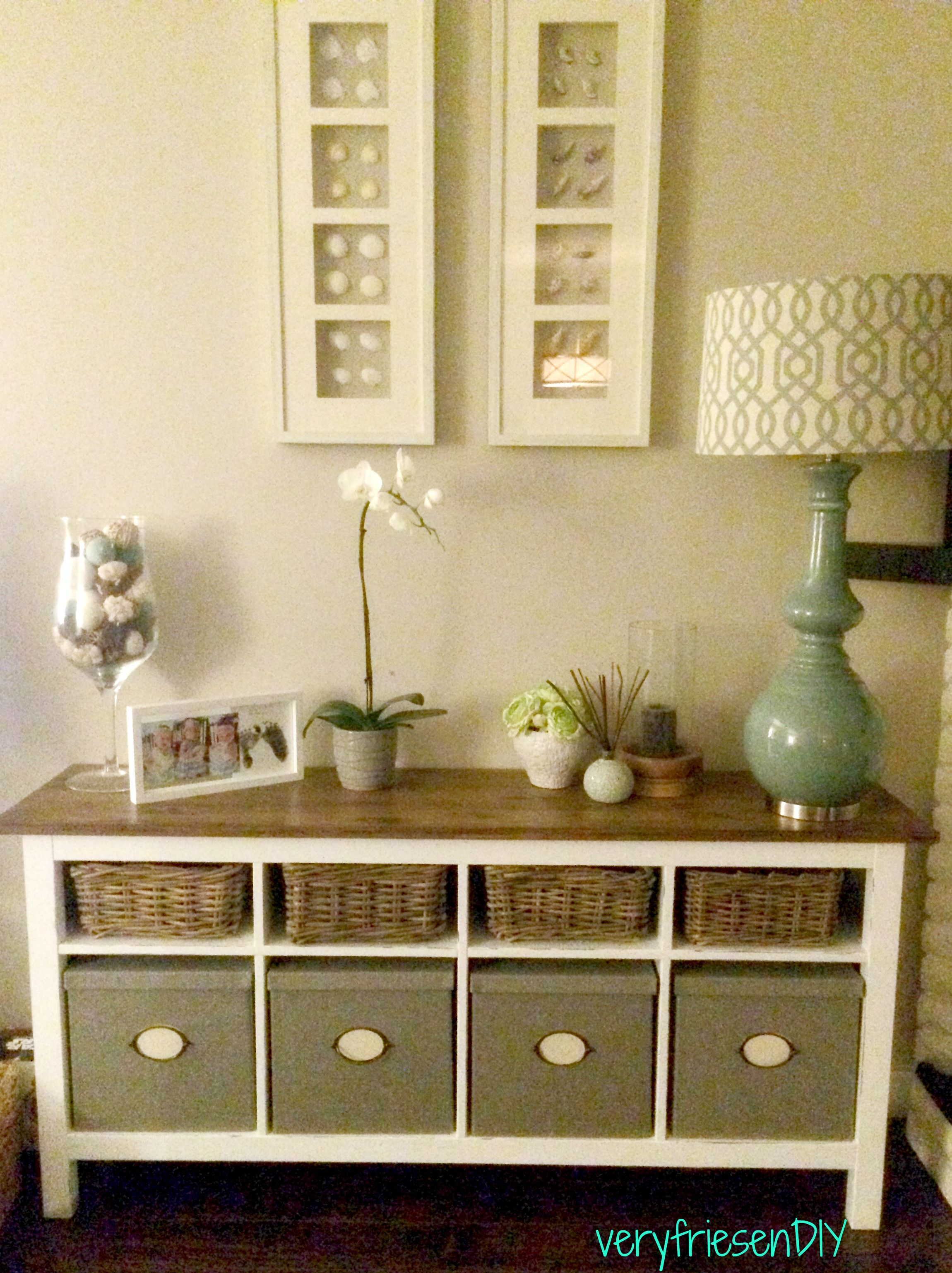Hemnes Sideboard Makeover | Ikea | Kommoden Dekorieren, Ikea Intended For Most Up To Date Phyllis Sideboards (View 7 of 20)