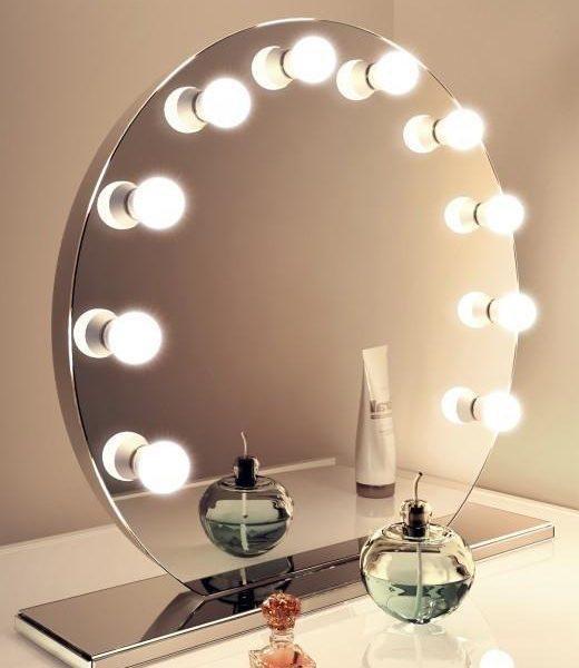 Popular Photo of Vanity Mirrors