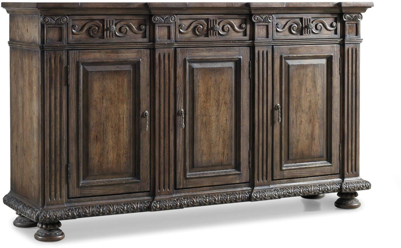 Hooker Furniture 5070 85001 In 2019   Products   Sideboard Throughout Newest Dormer Sideboards (#12 of 20)