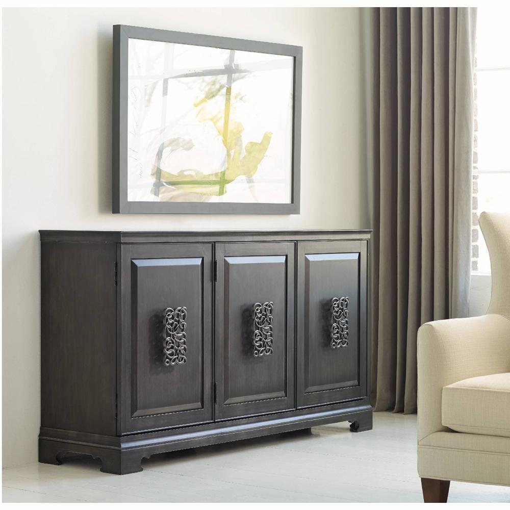 Hooker Furniture – Melange Brockton Credenza – 638 85056 With Recent Melange Brockton Sideboards (View 5 of 20)