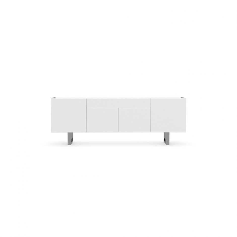 Horizon Sideboard White | Products | Moe's Canada Inside Recent Thite Sideboards (View 11 of 20)