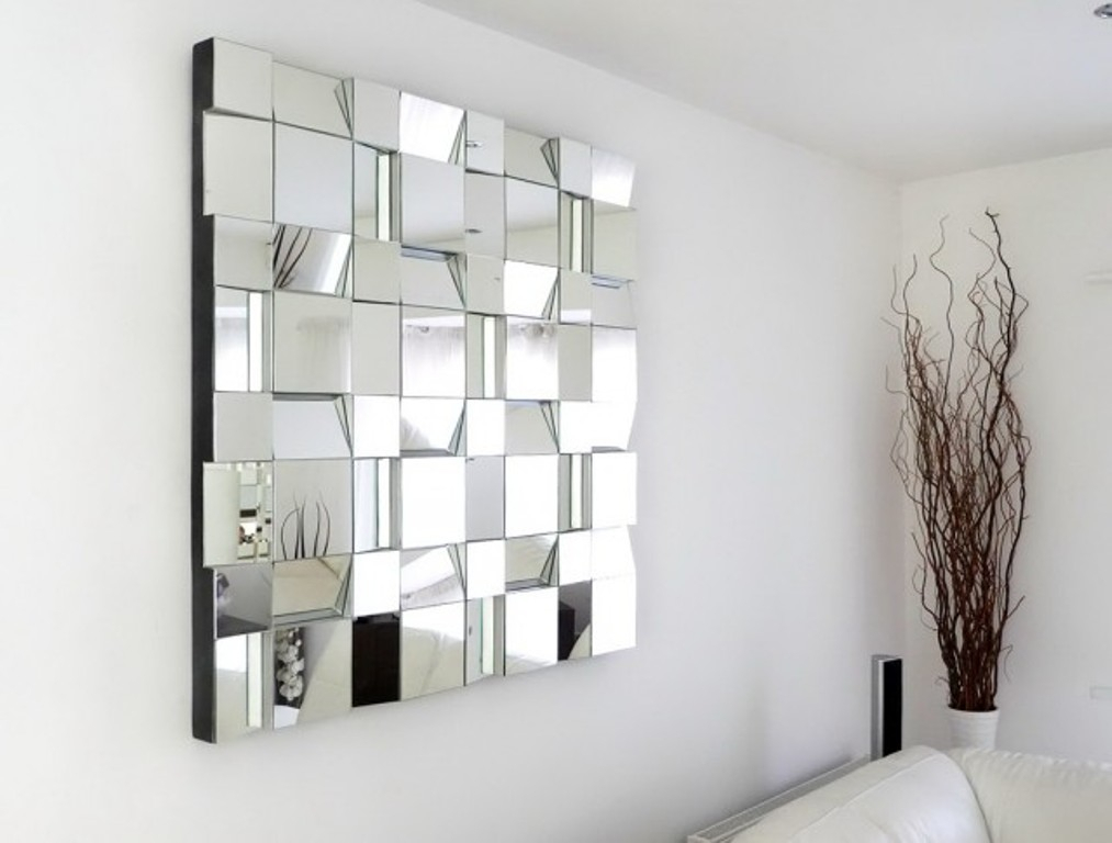 How To Hang Large Decorative Wall Mirrors | Top Basement Pertaining To Bem Decorative Wall Mirrors (#16 of 20)