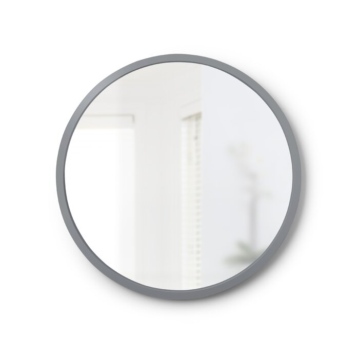 Hub Modern And Contemporary Accent Mirror In Hub Modern And Contemporary Accent Mirrors (#10 of 20)