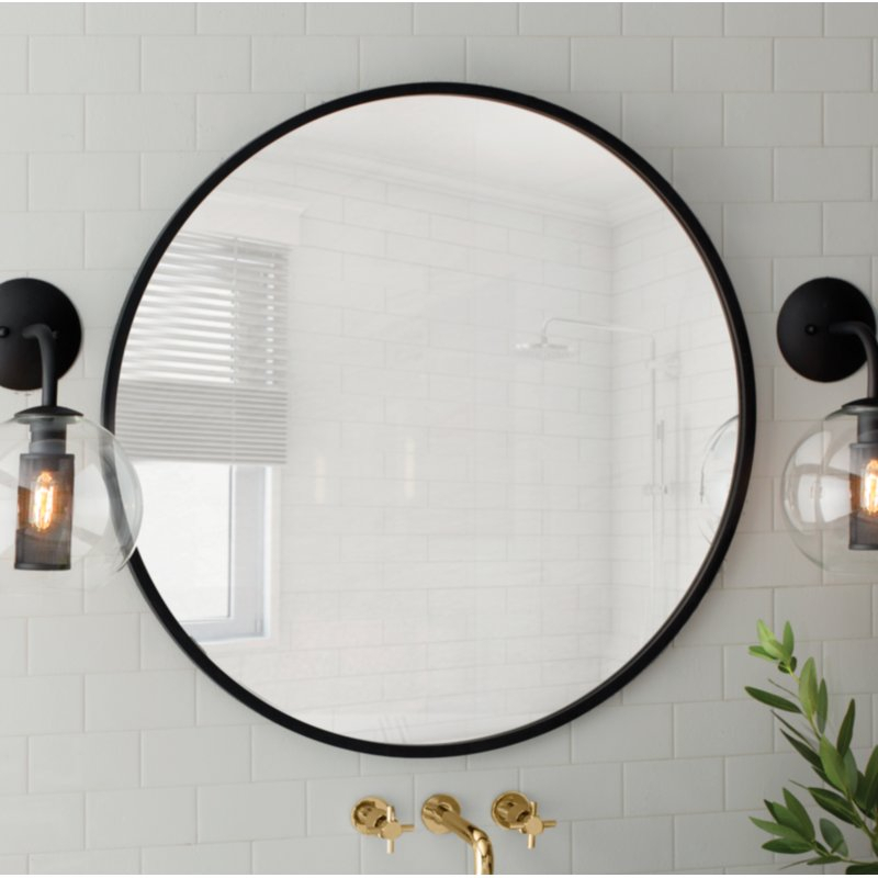 Popular Photo of Hub Modern And Contemporary Accent Mirrors