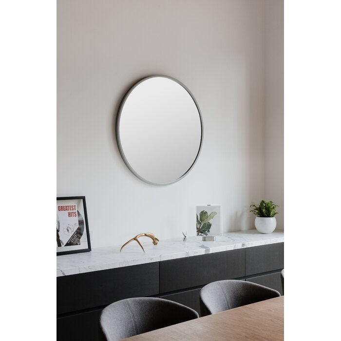 Hub Modern And Contemporary Accent Mirror With Regard To Hub Modern And Contemporary Accent Mirrors (#19 of 20)