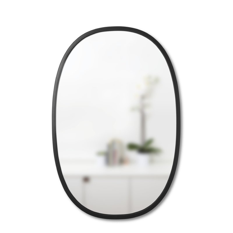 Hub Modern & Contemporary Accent Mirror For Luna Accent Mirrors (#1 of 20)