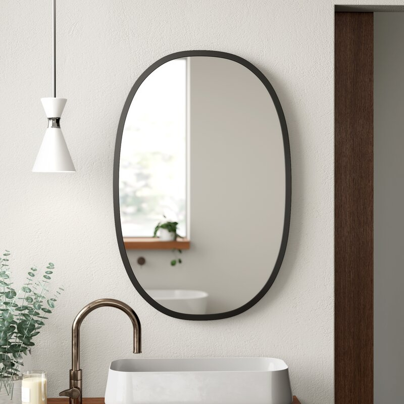 Hub Modern & Contemporary Accent Mirror Pertaining To Hub Modern And Contemporary Accent Mirrors (#3 of 20)