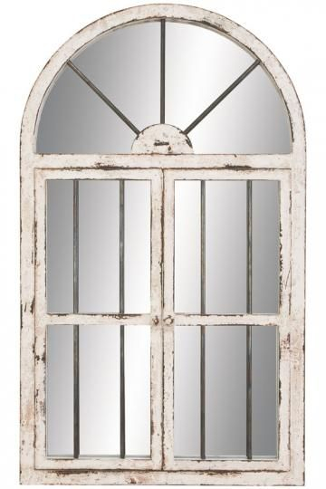 Imagining Two Of These On The Back Patio Wall, Flanked In Faux Window Wood Wall Mirrors (View 15 of 20)