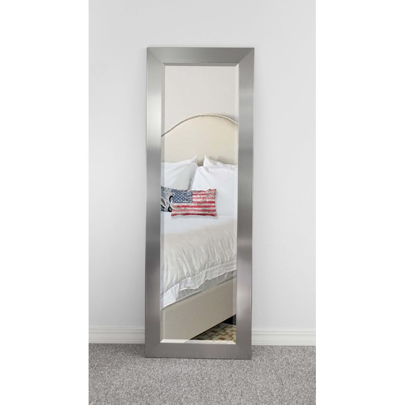 Inspiration about Industrial Beveled Full Length Mirror Within Industrial Full Length Mirrors (#12 of 20)