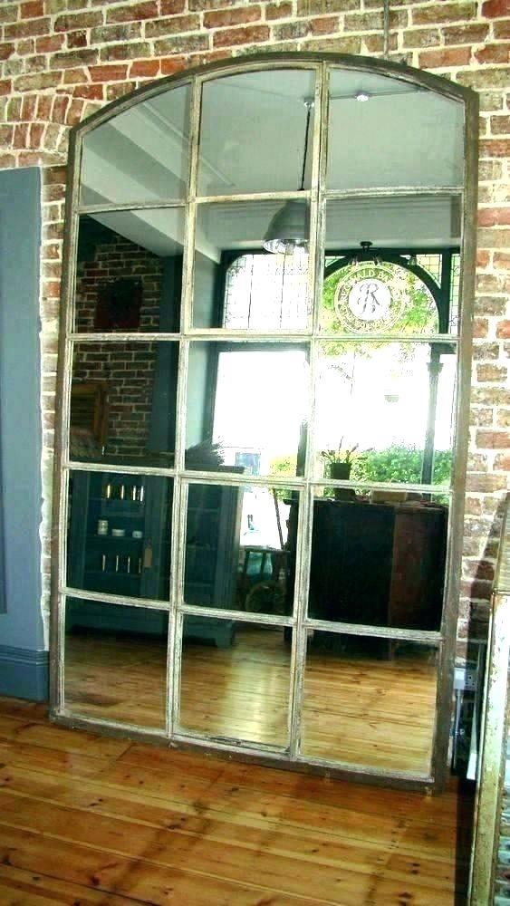 Industrial Floor Mirror – Findyourhealthy (#11 of 20)