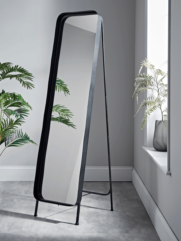 Inspiration about Industrial Full Length Mirror | Arlington Things In 2019 With Industrial Full Length Mirrors (#2 of 20)