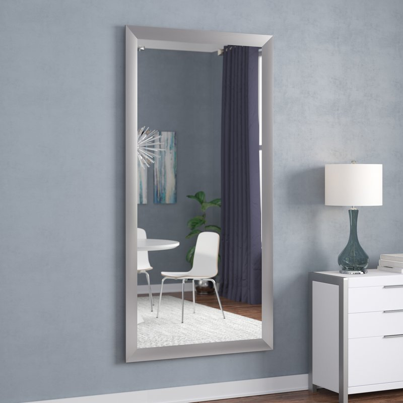 Popular Photo of Industrial Full Length Mirrors