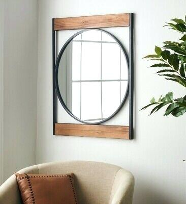 Industrial Wall Mirror – Unboisterously For Industrial Modern & Contemporary Wall Mirrors (#10 of 20)