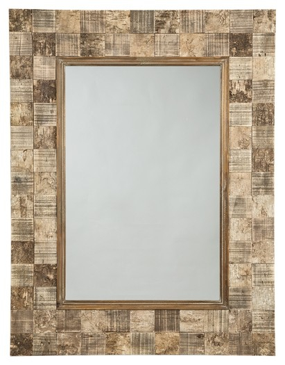Inspiration about Ivanna – Brown – Accent Mirror Throughout Accent Mirrors (#11 of 20)