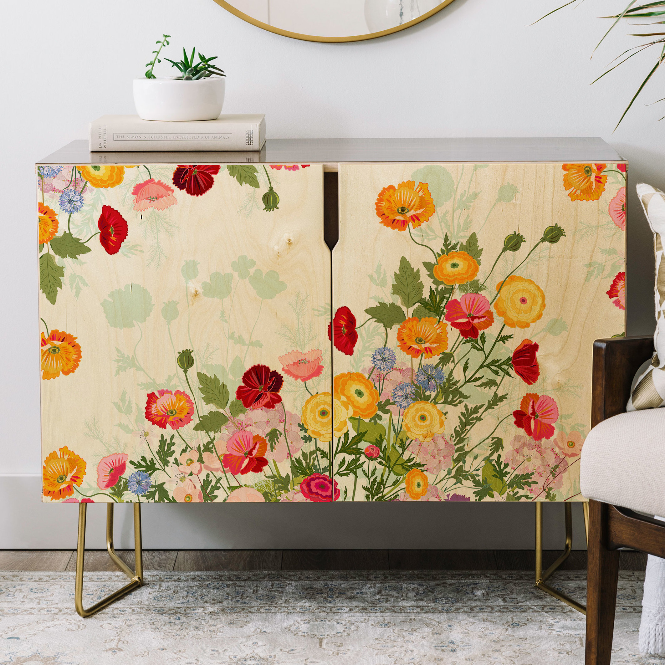 Inspiration about Iveta Abolina Emmaline Credenza With Most Popular Emmaline Sideboards (#5 of 20)