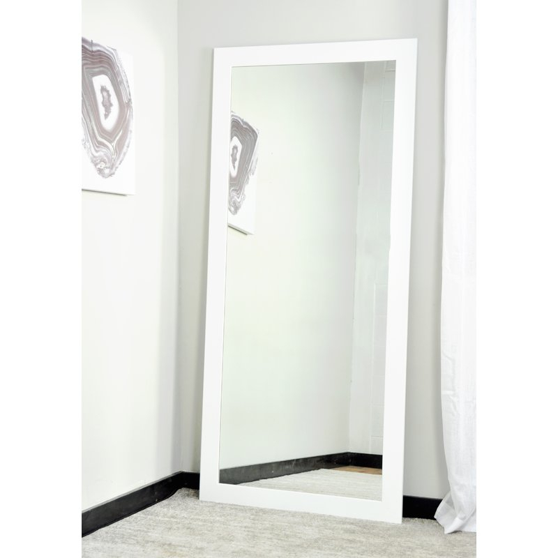 Jameson Modern & Contemporary Full Length Mirror In Modern & Contemporary Full Length Mirrors (View 11 of 20)