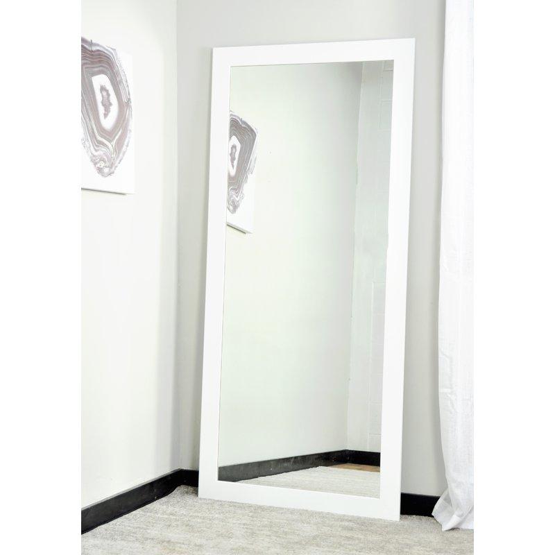Jameson Modern & Contemporary Full Length Mirror Pertaining To Jameson Modern & Contemporary Full Length Mirrors (#8 of 20)