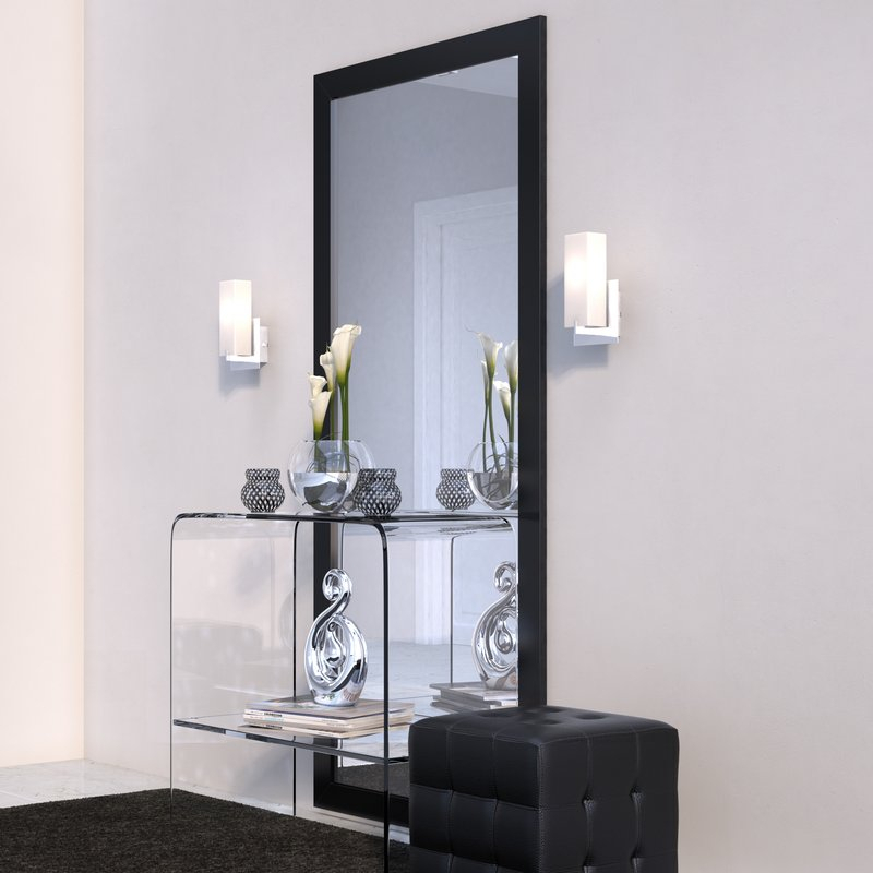 Jameson Modern & Contemporary Full Length Mirror Within Jameson Modern & Contemporary Full Length Mirrors (View 15 of 20)