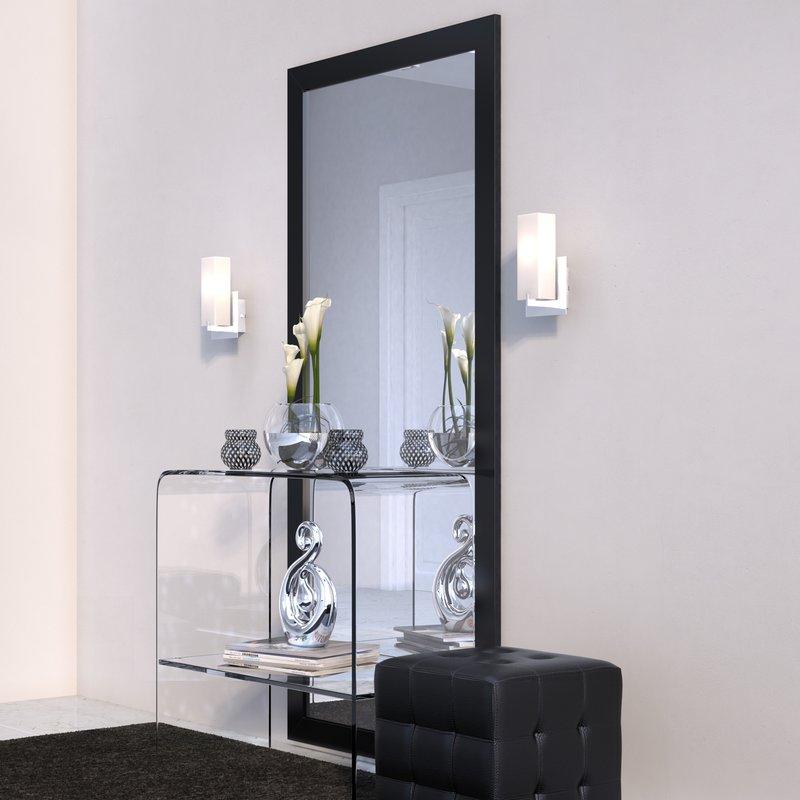 Jameson Modern & Contemporary Full Length Mirror Within Jameson Modern & Contemporary Full Length Mirrors (#15 of 20)