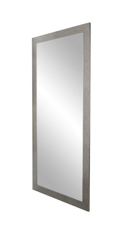 Jameson Modern & Contemporary Full Length Mirror Within Jameson Modern & Contemporary Full Length Mirrors (#14 of 20)