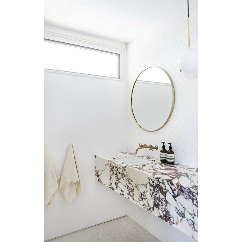 Jamie Modern & Contemporary Beveled Wall Mirror Regarding Modern & Contemporary Beveled Wall Mirrors (View 10 of 20)