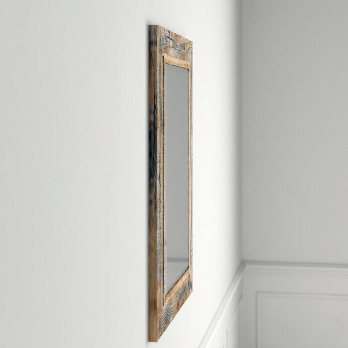 Janie Rectangular Wall Mirror For Janie Rectangular Wall Mirrors (#4 of 20)