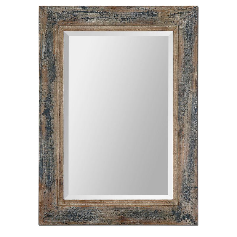 Janie Rectangular Wall Mirror For Janie Rectangular Wall Mirrors (#3 of 20)