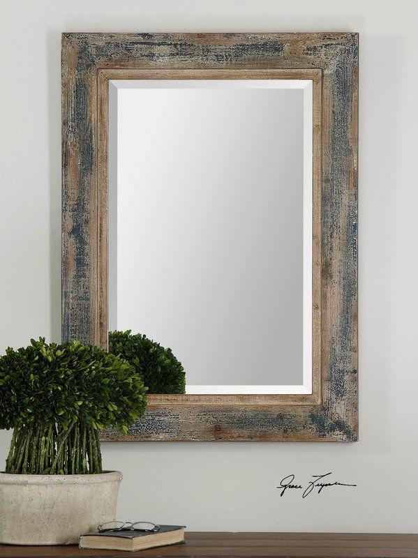 Popular Photo of Janie Rectangular Wall Mirrors