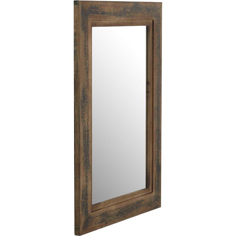 Janie Rectangular Wall Mirror Throughout Janie Rectangular Wall Mirrors (#8 of 20)