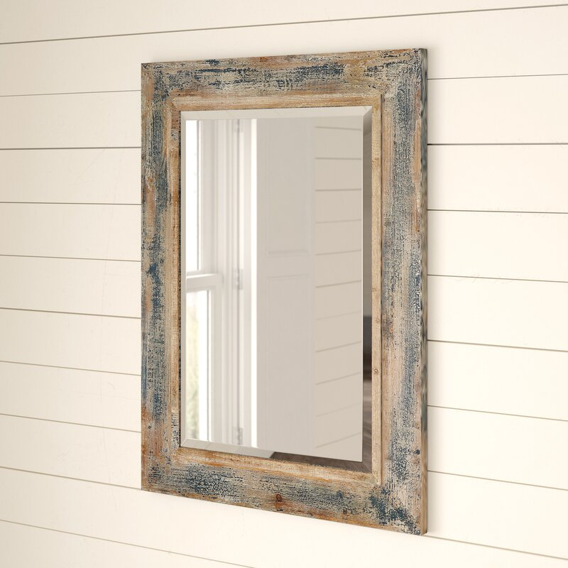 Janie Rectangular Wall Mirror With Janie Rectangular Wall Mirrors (#9 of 20)